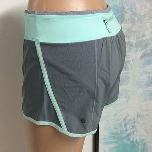 Lululemon shorts, size 6